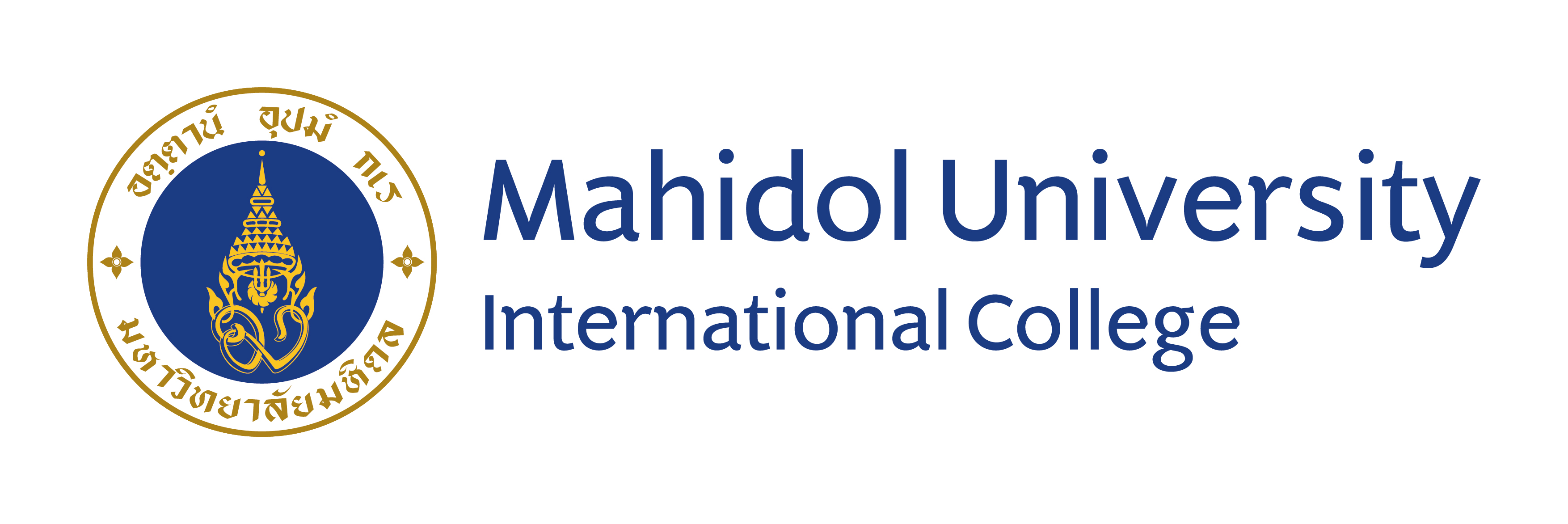 logo of mahidol university