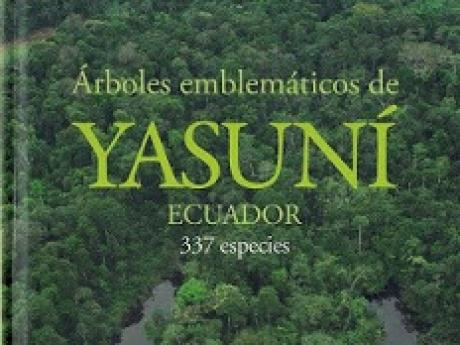 book - Yasuni emblematic trees: 337 species