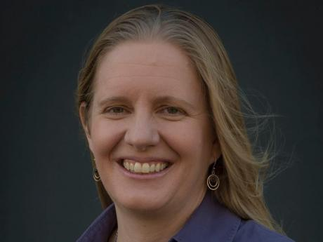 Portrait of Dr. Kristina Anderson-Teixeira