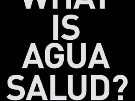 what is agua salud
