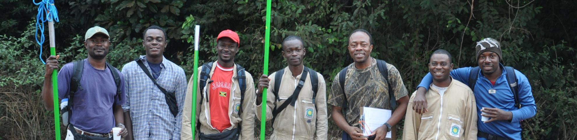 Rabi field crew