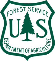 Logo for US Forest Service
