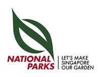 Logo for Singapore National Parks Board