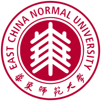 Logo for East China Normal University