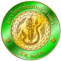 Logo for Kasetsart University