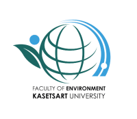 logo for Faculty of Environment, Kasetsart University