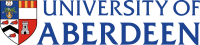 Logo for Aberdeen University