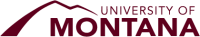 Logo for University of Montana
