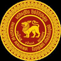 university of peradeniya crest