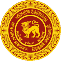 university of peradeniya crest