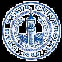 logo for Utah State University